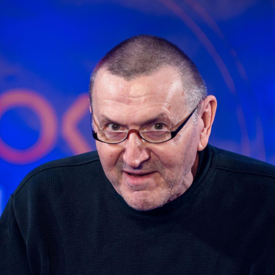 Na zdjęciu Krzysztof Majchrzak